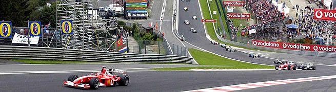 Circuito De Spa Francorchamps : Circuito de spa francorchamps bélgica gran premio bélgica